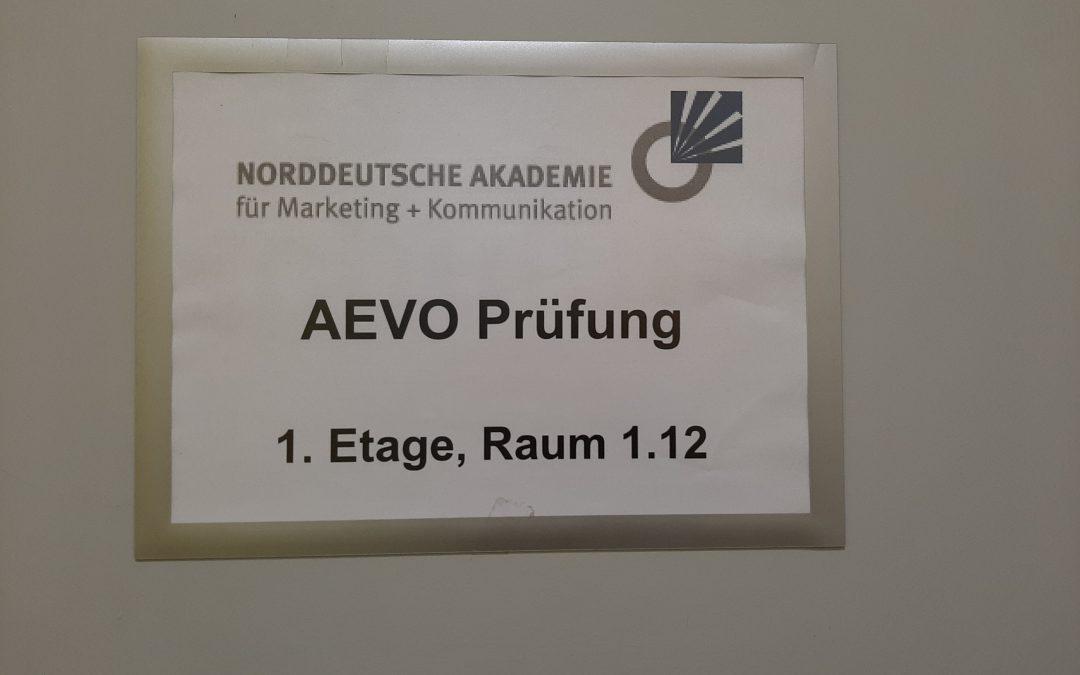 Ausbildereignungsprüfung – jetzt in der Norddeutschen Akademie